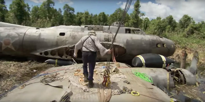 They Call It The Swamp Ghost, But It Became A Treasured WWII Find_1