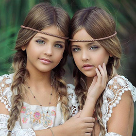 A Couple Gave Birth To Beautiful Twins, See What They Are Up To Now