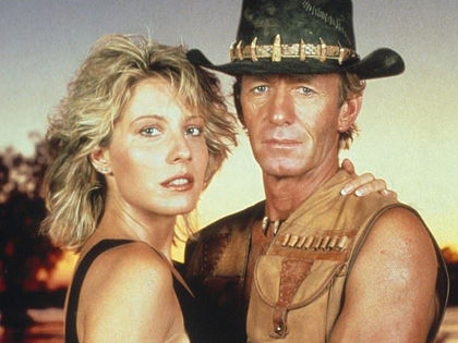 "What The Stars Of ""Crocodile Dundee"" Are Up To Today"